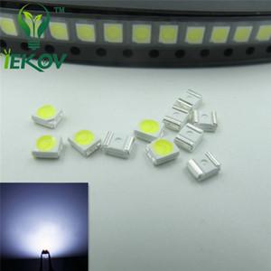 1000PCS / حقيبة 1210 3528 الأبيض LED SMD 3.0-3.2V تسليط الضوء الثنائيات الباعثة للضوء ذات جودة عالية PLCC-2 SMD / SMT رقاقة الخرز مصباح
