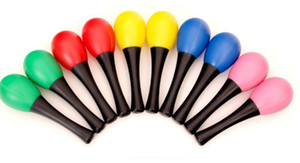 카니발 파티 활동 어뮤즈먼트 장난감 타악기 셰이커 블록 소음기 장난감 소음기 어린이 어린이 다채로운 선물