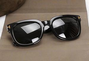 2016 yeni stil güneş gözlüğü TF211 erkekler ve kadınlar moda retro aynı paragraf gözlük moda plaka yıldızı