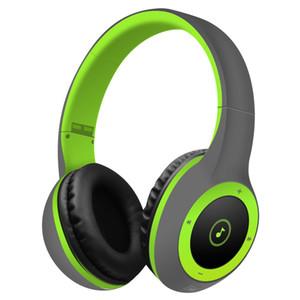 2017 Hots Высокое Качество Bluetooth Гарнитуры Накладные Наушники Bluetooth Наушники Синий Зуб Большой Гарнитуры Беспроводной Bluetooth Телефон