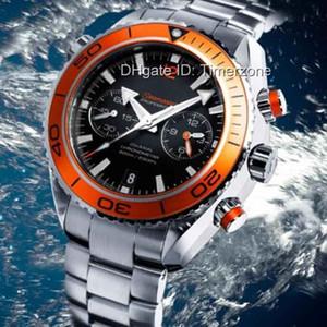 Orologio in acciaio inossidabile James Bond 007 Sky Fall Automatico in pelle meccanica Uomo di lusso Desinger Orologi da polso Ginevra
