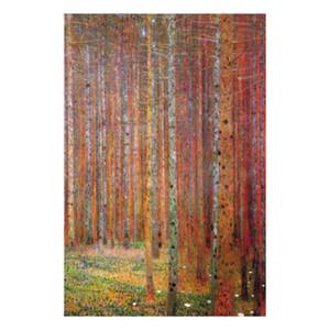 Paisajes artísticos Tannenwald por Gustav Klimt Pintura al óleo moderna Pintado a mano de alta calidad