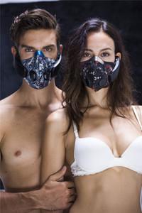 Digicare Lead-out Anti-poluição Máscara de Condução de Osso Sem Fio fone de Ouvido Fone de Ouvido À Prova D 'Água Proofmask para Esportes Ao Ar Livre amante
