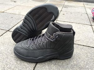Erkek Ayakkabı 12 XII PSNY siyah 12 s koşu ayakkabıları Erkekler için Sıcak satış ucuz tasarımcı Spor tenis ayakkabıları Basketbol Sneakers çevrimiçi