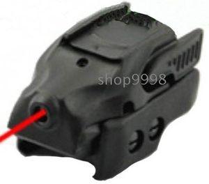 새로운 크림슨 추적 레이저 시력 CMR-201 레일 마스터 범용 마이크로 레드 레이저 시력 블랙