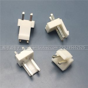 VH3.96-2P strip straight pin terminals 2A connector pin spacing 3.96MM