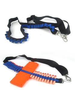 Shoulder Strap Bandolier Darts Shoulder Strap Blasters Ammo Belt Soft Toy Guns For Bullet Straps Team 20 Hair Necessary For Straps