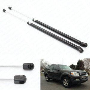 2pcs set car Pair Auto Rear Window Lift Supports Shocks Struts Fits for Ford Explorer 2006 2007 2008 2009 2010