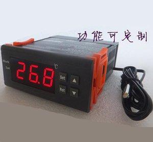 1 pz / lotto Nuovo 220 V digitale intelligente termostato interruttore di controllo della temperatura con funzione di controllo di riscaldamento e raffreddamento