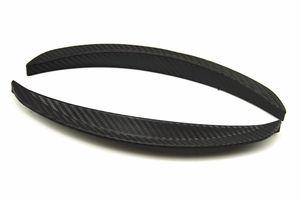 Car Styling 33cm Wheel Eyebrow Decorative Strips Universal Car Tires Eyebrow Suitable for Car Modify Free shipping
