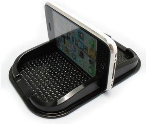 50pcs multifunzionale auto Anti Slip pad PU gel Cellulare Shelf antiscivolo Mat GPS Per / IPhone / supporto per telefono cellulare