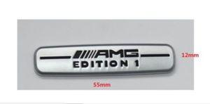 """Alliage """"AMG EDITION 1"""" lettres emblème emblème pour Mercedes Benz AMG"""