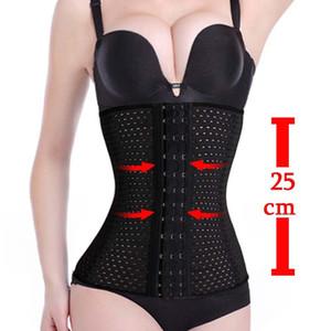 Gros-Lady Sport taille ventre ceinture en verre taille formateur Body Shaper pour dames Underbust Control Corset fajas fajas reductoras