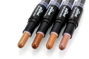 Popfeel крем макияж пудра Фонд Popfeel консилер ручки Popfeel консилер палку 4 цвета быстрая dhl бесплатная доставка