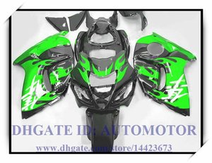 ABS PRITZVERKLEIDUNG 100% FIT FOR SUZUKI GSXR 1300 2008 2009 2008 2009 GSXR1300 GSXR 1300 08 09 # 28VC5 BLACK GREEN