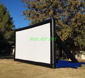 écran de cinéma gonflable d'écran de cinéma en plein air, TV gonflable à vendre