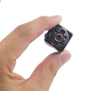 HD 1080P 720P الرياضة كاميرا مصغرة SQ8 ميني USB DV جيب مسجل فيديو الأشعة تحت الحمراء للرؤية الليلية كاميرا رقمية صغيرة محمولة كاميرا