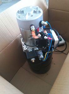 24vdc гидравлический силовой агрегат для автопогрузчика стола гидравлический зубчатый насос