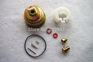 Kit de reparación de carburador 2X para Honda GX110 GX120 GX140 GX160 GX200 GXV120-140-160 junta de tapón flotante pasador tornillo arandela aguja resorte de la válvula