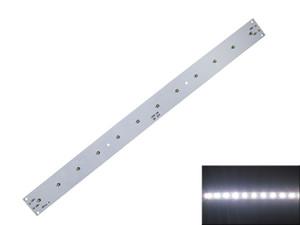 Cree XT-E XTE 12-36W Azul real / Blanco / Blanco puro / Blanco cálido Barra de luz LED 12V 1A-3A