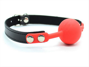 BDSM Sex Toys Bondage Collars Sex Collar Open Mouth Gag Bondage Gear Flirting Adult Products Toys For Women