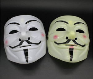 V Mask Vendetta Party Mask Halloween Mask Party Face Mask Halloween Mask Super Scary For Vendetta Anonymous Adult Mask