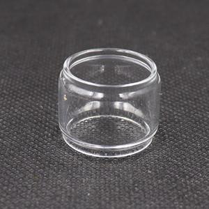 Erweiterte Pyrex Glas-Tubes Fat Boy freie Farbe Glasrohr Ersatz Sleeve Fit VOOPOO UFORCE T2 Tank Melo 3 Nano DHL