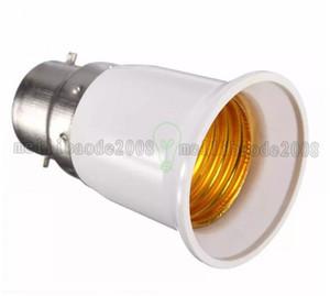material de alta qualidade ABS à prova de fogo B22 para E27 adaptador B22-E27 conector de soquete da lâmpada extender para FLC para LED lâmpada MYY