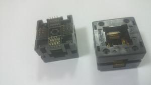Enplas IC TEST SOCKET OTQ-48-0.5-10 QFP48PIN SOKET 0,5 MM PITCH YANMıNDA