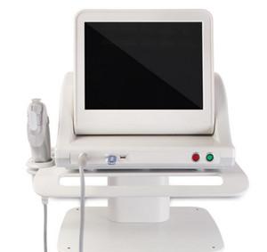 Qualité médicale réel Hifu 5 cartouches haute intensité Ultrasons Focalisés HIFU Face Lift machine HIFU et le traitement du corps Visage