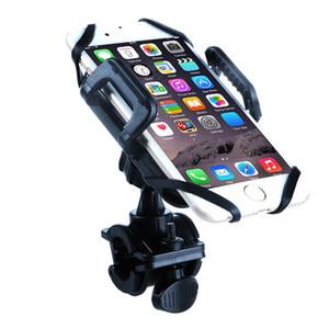 Suporte de montagem de bicicleta universal smartphone bicicleta guiador mount para iphone 6 6 s 6 s plus para samsung galaxy s7 edge s6