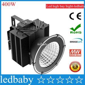 (5pcs / lot) Nuevo estilo High Lumen High Power 400W Led High Bay Light Meanwell Driver AC90-295V con el mejor precio