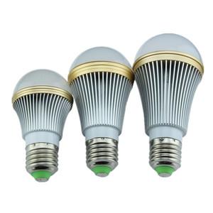 디 밍이 9W 15W 21W 27W는 전구 램프 E27 E26에 의하여지도 된 지구 램프 온난 한 / Natrual / 찬 백색 AC110-240V를지도했습니다