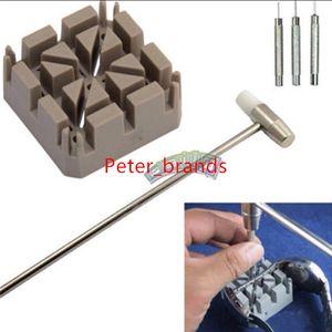 toos reparación para el ajuste de reloj tamaño correa correa de pulsera de martillo pequeño para la reparación de relojes envío libre