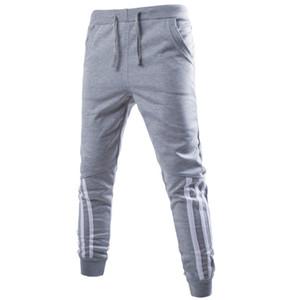 Corredores por atacado-Mens Nova Moda: Casual Harem Sweatpants Calças Esportivas Calças Sarouel Men Bottoms Treino Para Treino de Pista Jogging