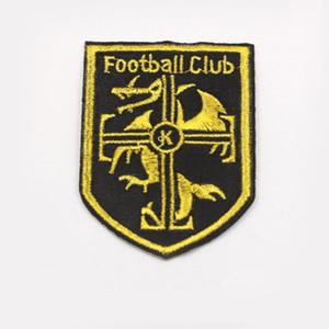 Football Club K Insignia deportiva Iron on Parche bordado Camiseta de regalo, bolso, pantalón, chaleco Chaleco Individualidad
