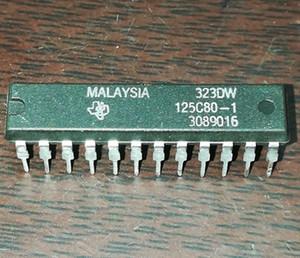 125C80-1. dupla em linha 24 pinos mergulho pacote plástico / TEXAS Microelectronics circuitos integrados Chips. PDIP24 / Componentes Eletrônicos / ICS