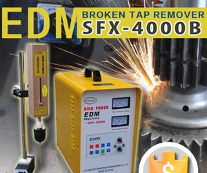 Haute vitesse Petit trou EDM Perceuse cassé robinet Remover Electro Décharge Perceuse EDM Portable