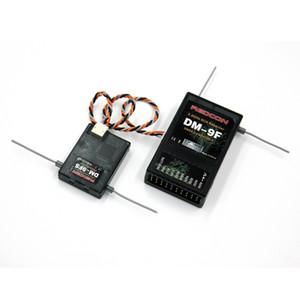 DM9F spektrum receivers JR DMSS 9CH Receiver with DM9FS satellites For XG8,XG6,XG7,XG11 Free Shipping