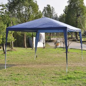 10'x10'Outdoor Canopy Party Wedding Tent Garden Gazebo Pabellón Cater Eventos