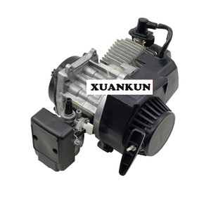 Mini Sports Car Motor Engine Two Stroke 49CC Engine Hand Pull Start Motore a benzina