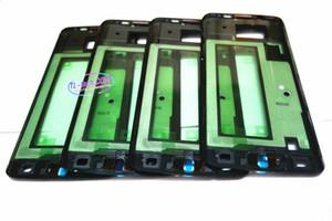 Piezas de repuesto placa frontal del marco frontal de la carcasa del bisel para Samsung Galaxy S6 Edge Plus G928 original móviles de Samsung G920 S6 S6 G925 borde
