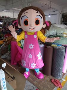 Костюмы талисмана Niloya damla Mascot Костюм талисмана Niloya для праздничного костюма Halloween с бесплатной доставкой
