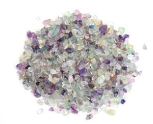 100 г природных упал чакра камни резные небольшой размер щебень камни рейки исцеление минеральные кристаллы чип