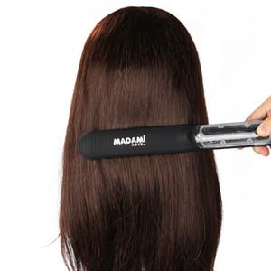 Neue Ankunft madami 450F Arganöl professionellen Dampf Haarglätter Hausgebrauch oder Salongebrauch CE-Zulassung DHL-freies Verschiffen