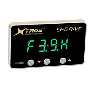 8-й 9-привод электронный дроссельной контроллер толщины 5mm 4-значный дисплей, ТП-802 для Volvo С30, С70, S60 и V40 так, в V60, ХС60, ХС90, S40, по S80L