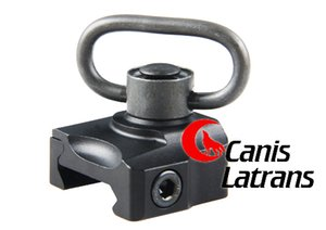 New Arrival Sling Adapter Detachable Swivel QD Sling Mount For Outdoor Sport Use Free Shipping CL33-0057