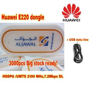 Dongle de modem de banda larga móvel Huawei E220 3G