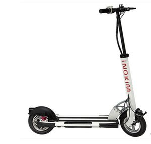 2016 new style free shipping ride on instead of walking two wheels folding citycoco electric scooter