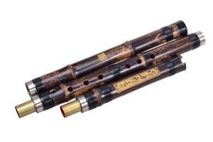 NOUVELLE Santal Xiao Chinois Flûte En Bois Xiao Professionnel Instrument de Musique Traditionnel Flauta 8 Trous G / F Clé Les trois section tonso